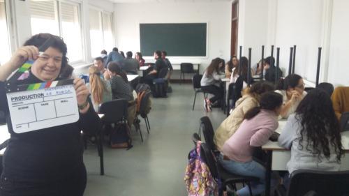 Taller de Narraciones Digitales en la Facultad de Ciencias de la Universidad de La Laguna
